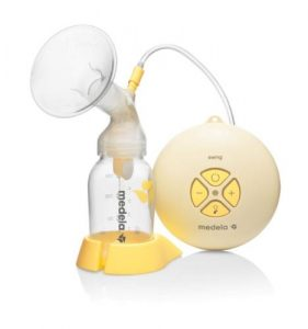 1. Medela Extractor Swing