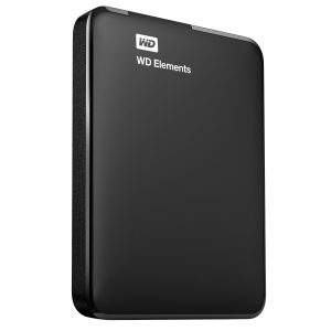1.Western Digital Elements