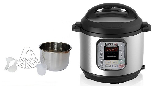 1.3 Instant Pot IP-DUO 60 7