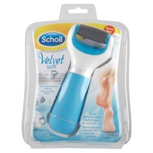 1.Scholl Velvet Smooth