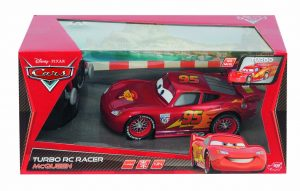 1.3 Dickie Rayo Mcqueen Car