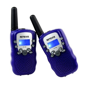 2.Retevis RT-388 Niños Walkie-talkie