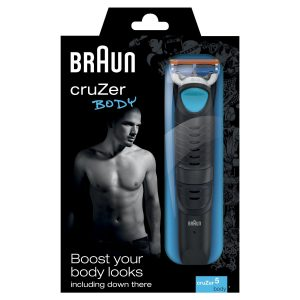 2.Braun CruZer 5 Body