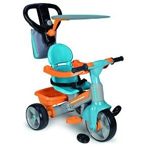 4.Feber - Triciclo Baby Plus Music