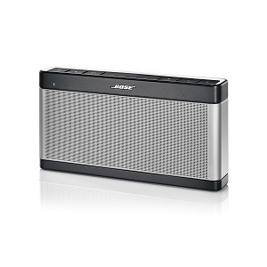 1.Bose SoundLink Bluetooth III