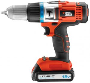 1.Black and Decker EGBHP188K-QW