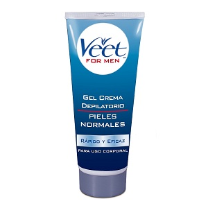 1.Veet - Gel depilatoria