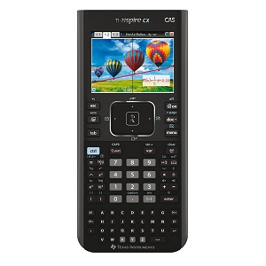 Texas Instruments TI Nspire CX CAS