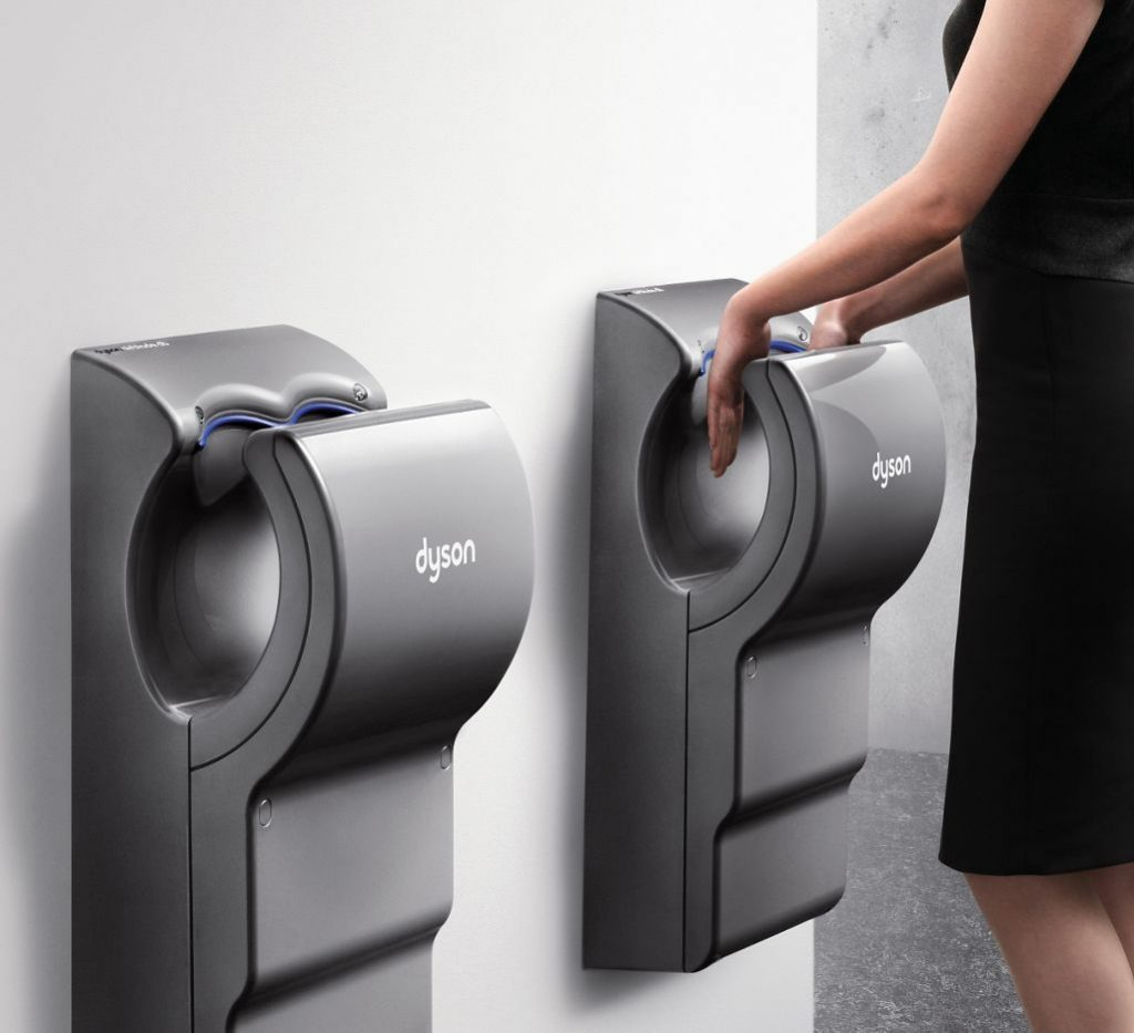 best hand dryers on the market